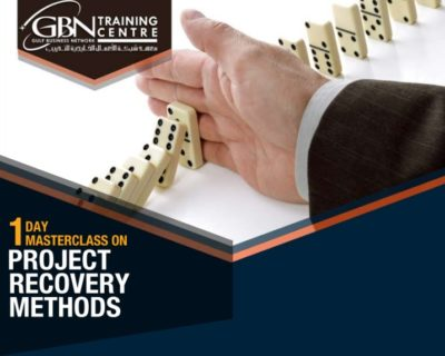 1 DAY MASTERCLASS ON PROJECT RECOVERY METHODS