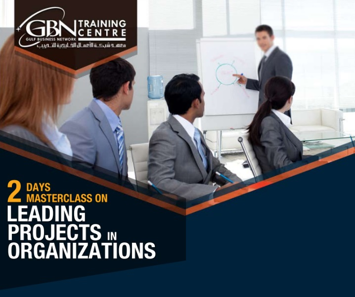 2 DAYS MASTERCLASS ON LEADING PROJECTS IN ORGANIZATIONS