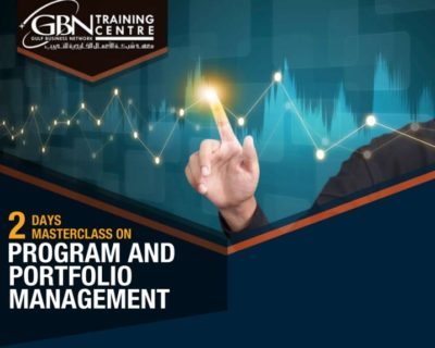 2 DAYS MASTERCLASS ON PROGRAM AND PORTFOLIO MANAGEMENT