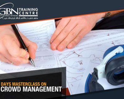 3 DAYS MASTERCLASS ON CROWD MANAGEMENT