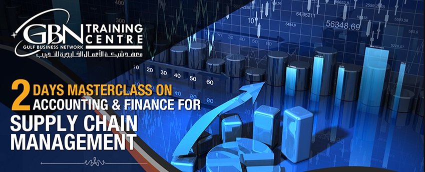 ACCOUNTING AND FINANCE COURSE FOR SUPPLY CHAIN MANAGEMENT