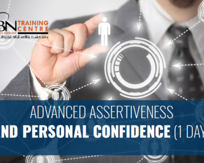 ADVANCED ASSERTIVENESS AND PERSONAL CONFIDENCE (1 DAY)
