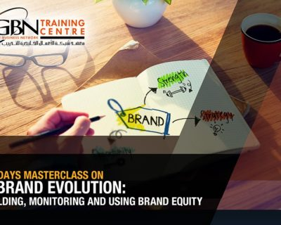 Brand Evolution: Building, Monitoring and Using Brand Equity (2 Days)