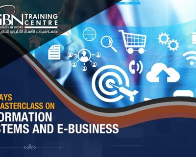 INFORMATION SYSTEMS AND E-BUSINESS (2 DAYS)