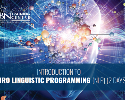 INTRODUCTION TO NEURO LINGUISTIC PROGRAMMING (NLP) (2 DAYS)