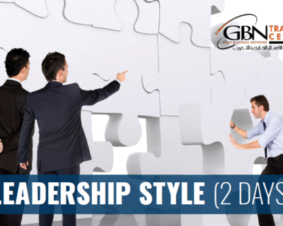 LEADERSHIP STYLE (2 DAYS)