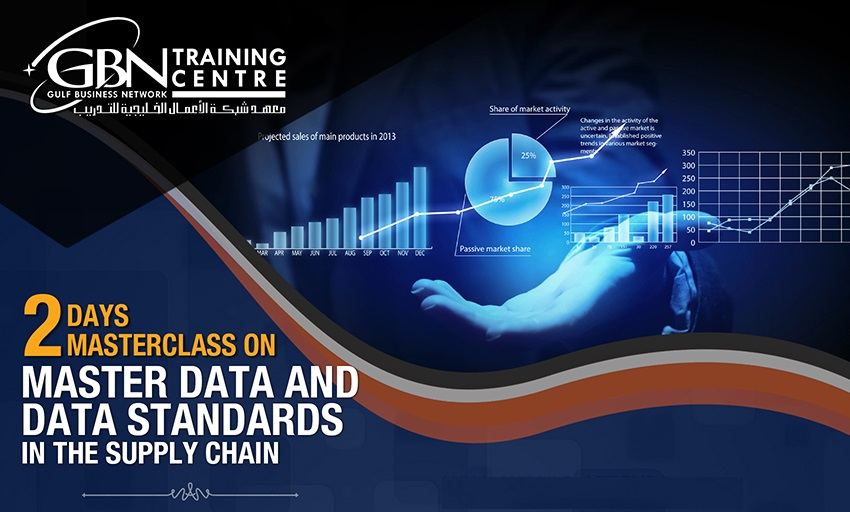 MASTER DATA AND DATA STANDARDS IN THE SUPPLY CHAIN (2 DAYS)
