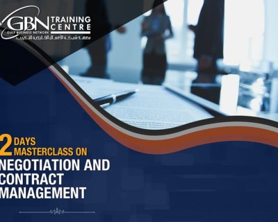 NEGOTIATION AND CONTRACT MANAGEMENT (2 DAYS)