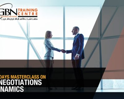 Negotiations Dynamics (2 Days)