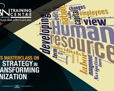 HR STRATEGY IN TRANSFORMING ORGANIZATION (2 DAYS)