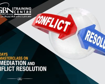 MEDIATION AND CONFLICT RESOLUTION (2 DAYS)