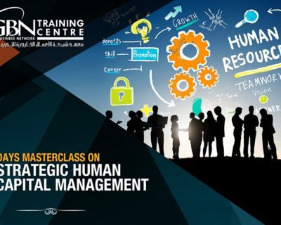 STRATEGIC HUMAN CAPITAL MANAGEMENT (2 DAYS)