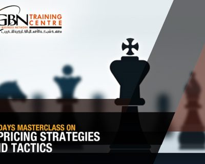Pricing Strategies and Tactics  (2 Days)