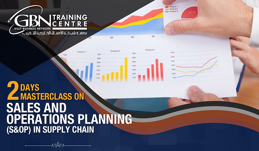 SALES AND OPERATIONS PLANNING (S&OP) IN SUPPLY CHAIN