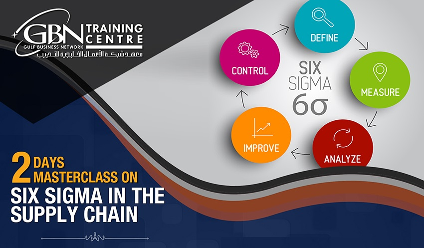 Six Sigma In The Supply Chain Certification Training Courses Offered