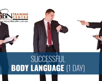 SUCCESSFUL BODY LANGUAGE (1 DAY)
