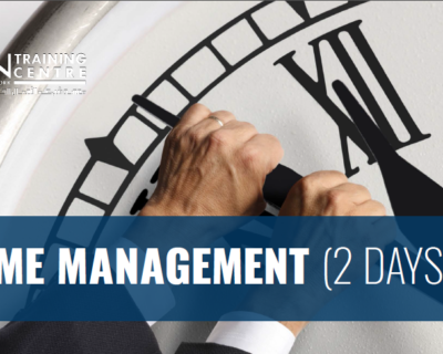 TIME MANAGEMENT (2 DAYS)