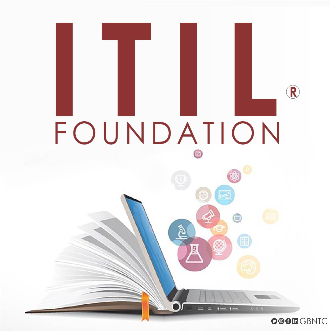 Itil Foundation Certification Course In Khobar Dammam Riyadh Jeddah